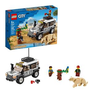 Lego Auto Todoterreno de Safari