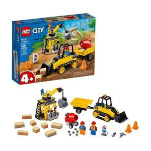 Lego Bulldozer de construcción