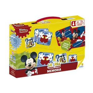 Juego de memoria Mickey Mouse Club House