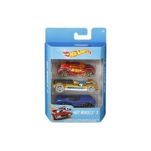 Hot Wheels x 3 carros