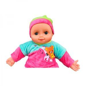 Bebé de juguete camisa colores varios