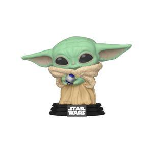 Figura Baby Yoda edición especial
