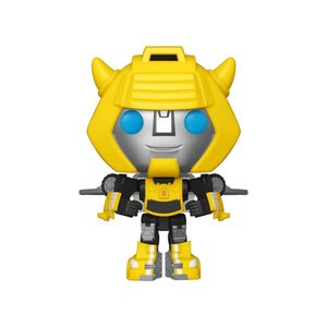 Figura Transformers Bumblebee edición especial
