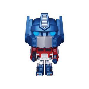 Figura Transformers Optimus Prime edición especial