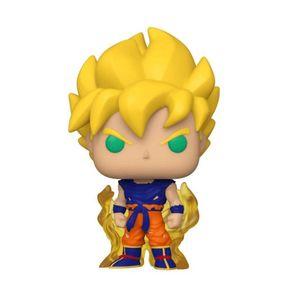 Figura Súper Saiyan Goku Dragon Ball Z edición especial