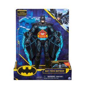 Figura de acción de Batman Bat-tech DC