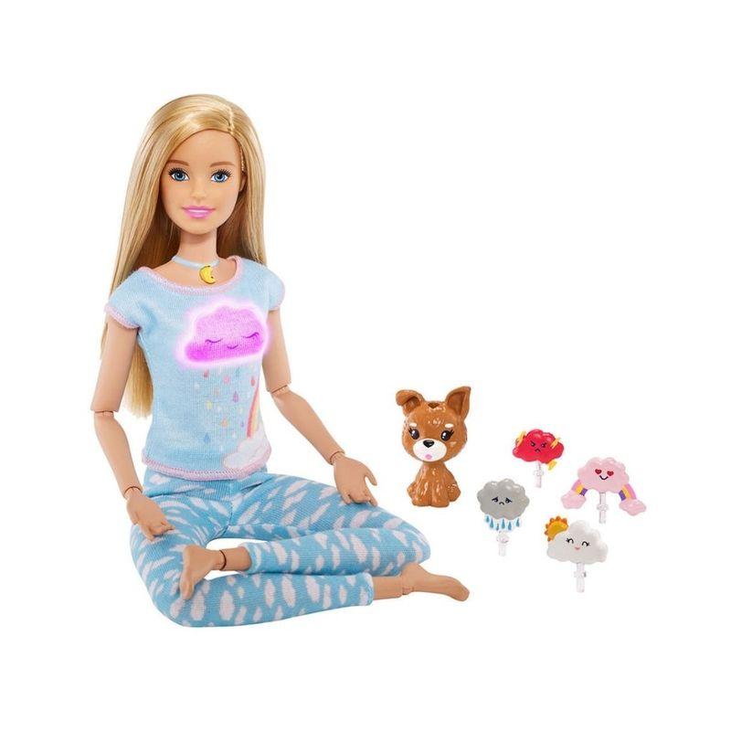 Barbie-Medita-conmigo-toy4213