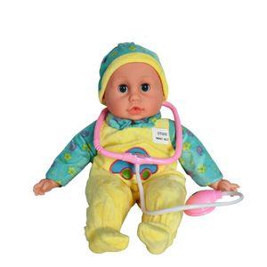 Muñeco Pinpin enfermito