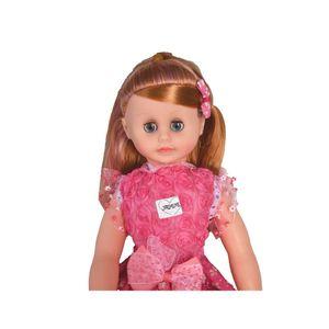 Muñeca Andrea Vestido con Luz