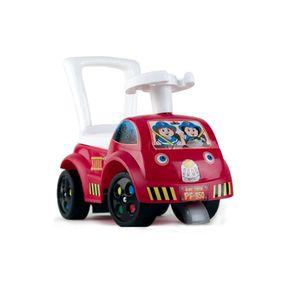 Vehículo Mi Primer Montable Bombero Marca Boy Toys